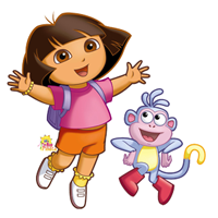 Dora the Explorer دورا جستجوگر