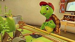 Franklin The Engineer