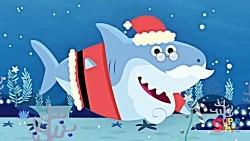 Santa Shark - Christmas