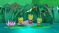 The Running of the Bullfrogs