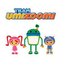 Team Umizoomi تیم اومی زومی