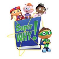 Super Why! دهکده کتاب - داستان سوپر وای