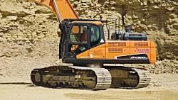 Excavators For Kids   Construction Trucks