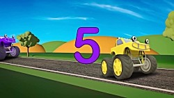 Counting Monster Trucks   Learn to Count 1 to 10