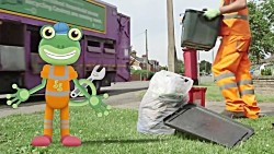 Recycling Trucks For Children