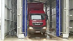 Giant Truck Wash For Children