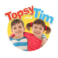 Topsy and Tim تاپسی و تیم