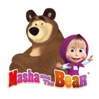 انیمیشن Masha And The Bear