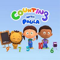 انیمیشن Counting with Paula