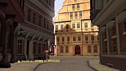 EPISODE 18 - HOME SCHOOLED