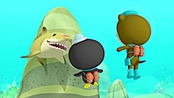 Octonauts and the Lost Lemon Shark