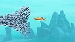 Octonauts and the Sardine School