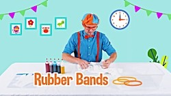 Blippi Learns About Colors For Toddlers and Makes Tie Dye T-Shirts