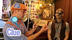 Blippi The Pirate Learns About Colors and Numbers at Kidd's Jewelry Heist