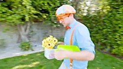 Sink or Float with Blippi _ Cool Science Experiment for Kids