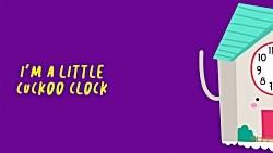 Tick Tock I'm a Little Cuckoo Clock