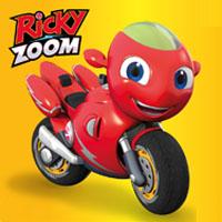 Ricky Zoom ریکی زوم