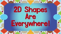 Shapes Are Everywhere - Shape Song for Kids