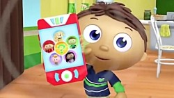 Super Why and King Eddie Who Loved Spaghetti
