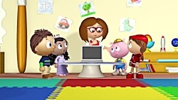 Super Why and the Around the World Adventure