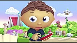 Super Why and Pinocchio
