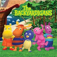 The Backyardigans بکیاردیگنز